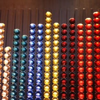 Photo taken at Nespresso by Женя Ф. on 8/23/2012