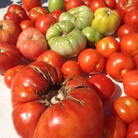 Photo taken at Broad Ripple Farmers Market by Jamie R. on 8/11/2012