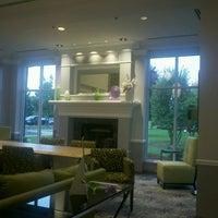Photo taken at Hilton Garden Inn by Paula S. on 6/22/2012