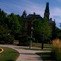 Photo taken at DePauw University by Bill B. on 8/2/2012