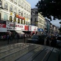 Photo taken at Colaba Causeway by Zaki M. on 9/1/2012