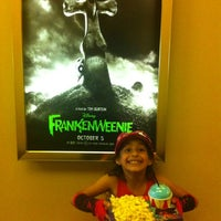 Photo taken at Platinum Theatres by Carlos M. on 8/25/2012