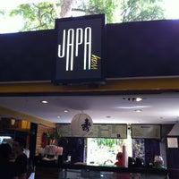 Photo taken at JapaWay by Lucas L. on 4/4/2012