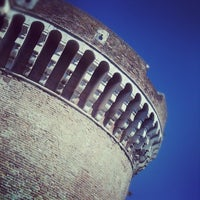 Photo taken at Rocca Roveresca by Stefano on 6/23/2012