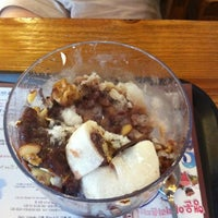 Photo taken at 카페베네 / Caffé bene by B.H.MIN ™ on 7/28/2012