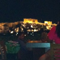 Photo taken at GB Roof Garden Restaurant by Isabel C. on 8/25/2012
