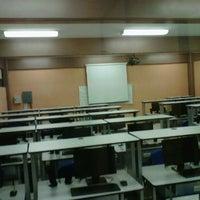 Photo taken at Laboratorio de Computo de Ciencias Básicas by Marta G. on 2/29/2012