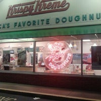 Photo taken at Krispy Kreme Doughnuts by Lo-Lo B. on 8/21/2011