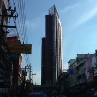 Photo taken at Phra Khanong Junction by L*pear S. on 4/12/2012