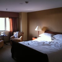 Photo taken at Sheraton Springfield at Monarch Place by Krista M. on 5/28/2011