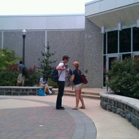 Photo taken at Miller Hall by Ameh C. on 9/1/2011