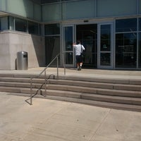 Photo taken at Champaign Public Library by Matt C. on 8/6/2012