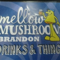 Photo taken at Mellow Mushroom by Kim R. on 7/3/2012