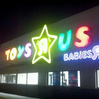 "Photo taken at Toys""R""Us by Johnnie V. on 12/24/2011"