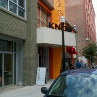 Photo taken at Know Theatre of Cincinnati by Kenneth J. on 6/4/2012