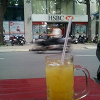 Photo taken at HSBC E-town by Mizugi C. on 5/17/2012