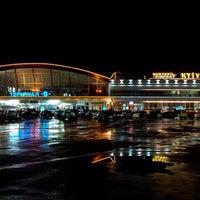 Photo taken at Terminal B (KBP) by Leonid on 9/2/2012