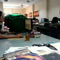 Photo taken at Penerbit Gandum Mas by Λndhi Prayoga on 4/11/2012
