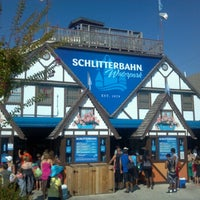 Photo taken at Schlitterbahn New Braunfels by Justin E. on 8/8/2012