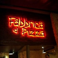 Photo taken at Fabbrica Di Pizza by Carlos N. on 6/17/2012