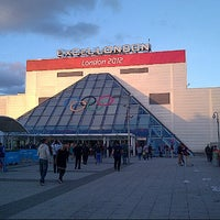 Photo taken at ExCeL London by Rustam A. on 8/1/2012