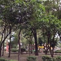 Photo taken at Parque de la China by Marco R. on 9/10/2012