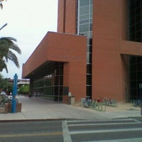 Photo taken at Gould-Simpson Building (University of Arizona) by sunny on 8/17/2011
