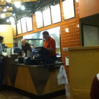 Photo taken at Qdoba Mexican Grill by Megan E. on 9/25/2011
