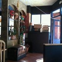 Photo taken at La Pasta Gansa by Luis G. on 10/16/2011