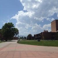 Photo taken at Montana State University by Tammy W. on 6/5/2012