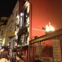 Photo taken at Matchbox Vintage Pizza Bistro by Eddie J. on 12/4/2011