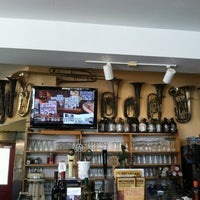 Photo taken at Travelers Club International Restaurant and Tuba Museum by Rudi S. on 3/12/2012