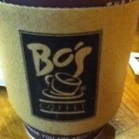Photo taken at Bo's Coffee Club by Joana F. on 3/12/2012
