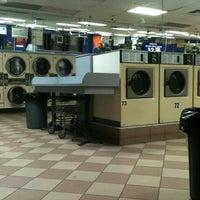 Photo taken at Super Brite Kings Laundry INC by Amanda B. on 7/2/2011