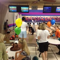 Photo taken at Dart Bowl by Rick P. on 6/16/2012