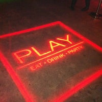Photo taken at Play Lounge by Fredulous on 2/11/2011