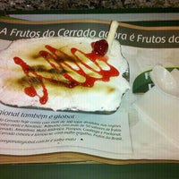 Photo taken at Frutos do Brasil by Fernando R. on 9/16/2011