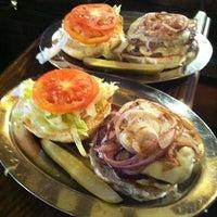 Photo taken at Black Iron Burger by Jeremy H. on 11/16/2011