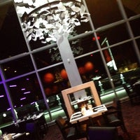 Photo taken at Casino de Mont-Tremblant by Jo-Annie D. on 4/25/2012