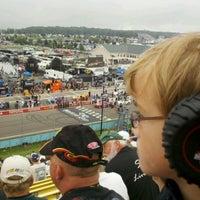 Photo taken at Watkins Glen International by Nathan B. on 8/15/2011