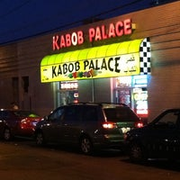 Photo taken at Kabob Palace by Ryan D. on 7/18/2011