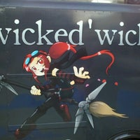 Photo taken at Wicked wich by Stevenology on 8/12/2012
