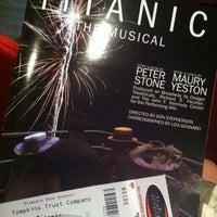 Photo taken at Hangar Theatre by Marissa M. on 7/14/2012