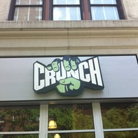 Photo taken at Crunch by Debra R. on 6/24/2012