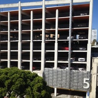 Photo taken at Parking Structure #5 by Navarro P. on 6/5/2012