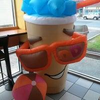 Photo taken at Dunkin Donuts by Elizabeth C. on 8/25/2012