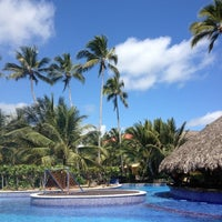 Photo taken at Dreams Punta Cana Resort and Spa by Branden B. on 5/13/2012
