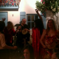 Photo taken at Mykonos Taverna by Misha B. on 12/31/2011