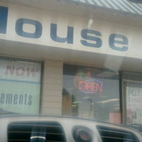 Photo taken at Colwood House of Nutrition by Robert T. on 9/16/2011