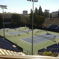 Photo taken at UCLA Los Angeles Tennis Center by UCLA  Athletics on 4/5/2011